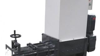EPS (POLYSTYRENE) COMPACTOR mod. SP130, output 15-20 Kg/h
