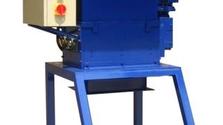 SHREDDING MACHINE FOR POLYSTYRENE WASTE EPS Mod. FS180, Output kg/h 50