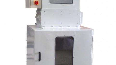BROYEUR POUR DECHETS DE POLYSTYROLENE EPS Mod. FS370, Production kg/h 250